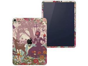 Skin for Apple iPad Pro 11 2018 Ultra Thin Premium Protective Body Stickers iPad is Not Included 009104 Fairy Tale Motif Illustration