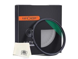 Concept 55mm Circular Polarizer Filter CPL Layer Super Slim Multi Coated CPL Lens Filter