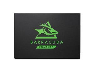 Barracuda 120 SSD 250GB Internal Solid State Drive 25 Inch SATA 6GBS for Computer Desktop PC Laptop ZA250CM10003