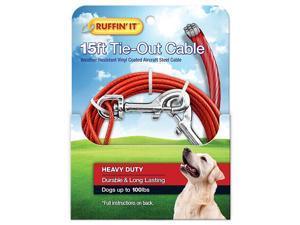 Chrome Tie Cable