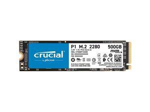 P1 500GB 3D NAND NVMe PCIe Internal SSD up to 2000MBs CT500P1SSD8