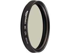 Circular Polarizer Camera Lens Filter 52 mm
