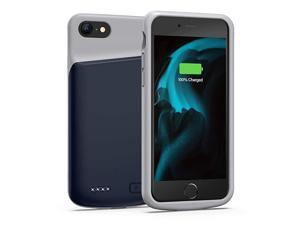 Case for iPhone 6 6s 4500mAh Portable Protective Charging Case Extended Rechargeable Pack for 47 Inch iPhone 6 6s Blue