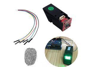 Light Optical Fingerprint Reader Sensor Module Compatible withArduino Raspberry Pi ESP8266 ESP32