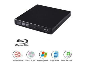 Player Laptop External USB DVD RW Burner Drive