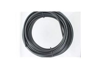 Digital -400 PVC Black Super Flex 400 Dual Shielded ULL 50 ohm UltraFlex RF Coax Cable, Coiled with NO Connectors
