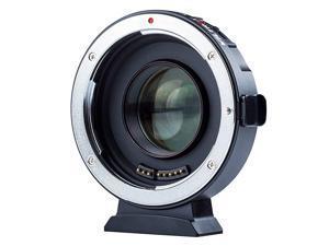 EFM2 II Electronic AF Auto Focus 071x Reducer Speed Booster Lens Mount Adapter for Canon EF Mount Lens to M43 camera GH5 GH4 GF9 GX85 EM5 EM10 EM10II EPL3 PENF