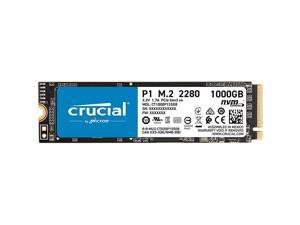 P1 1TB 3D NAND NVMe PCIe Internal SSD up to 2000MBs CT1000P1SSD8