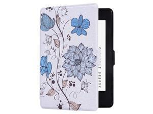 Painting Case for Kindle Paperwhite Watercolor Flowers fits All Paperwhite Gens Prior to 2018 Will not fit AllNew Paperwhite 10th Gen