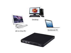Player External USB DVD RW Laptop Burner Drive