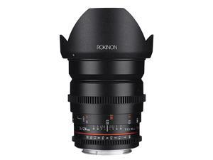 Cine DS DS24MC 24mm T15 ED AS IF UMC Full Frame Cine Wide Angle Lens for Canon EF