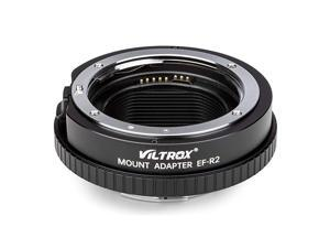 Mount Adapter EFR2 AutoFocus Converter Compatible with Canon EFEFS es to EOS REOS RP Cameras Easy Adjustment with Functional Control Ring