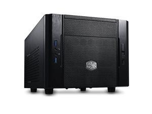 RC-130-KKN1 Elite 130 - Mini-ITX Computer Case with Mesh Front Panel and Water Cooling Support