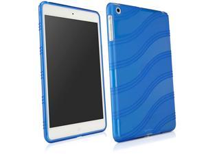 Case for iPad Mini with Retina Display (Case by ) - AirWave Case, Durable TPU Like Anti Slip Cover for iPad Mini with Retina Display, Apple iPad Mini Retina, 3, 1st Gen - Super Blue