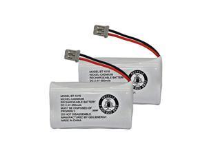 BT-1015 BT1015 Battery Compatible for Uniden BT1007 BT-1007 BT904 BT-904 BBTY0651101 BBTY0460001 BBTY0510001 BBTY0624001 BBTY0700001 HHR-P506, HHR-P506A Cordless Phone(2-Pack)