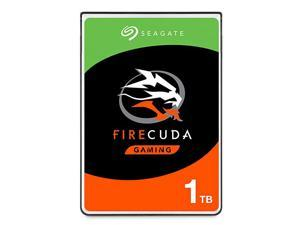 FireCuda 1TB Solid State Hybrid Drive Performance SSHD 25 Inch SATA 6GBs Flash Accelerated for Gaming PC Laptop Frustration Free Packaging ST1000LX015