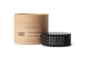 62mm ND2, ND4, ND8, ND64, ND1000 Lens Filter Kit (2Peak)