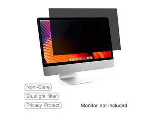 Privacy Screen Protector Filter for Widescreen Monitor 20 inch(16:9), Anti-Blue Light Privacy Screen Protector for iMac/Samsung/Dell/Lenovo/HP & PC Monitors
