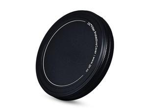 Metal Lens Filter Stack Cap Filter Protective Case for 55mm Ultraviolet UV Filter Circular Polarizer CPL Filter Neutral Density ND Filter and More Filters in 55mm Thread SizeUpgraded Slim Version