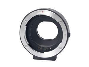 MKCAF4 Electronic AutoFocus EOS M Mount Adapter for Canon EFEFS DSLR Lens to Canon EOS M CamerasIncluded EOS M100 M50 M6 M5 M3 M2 M1