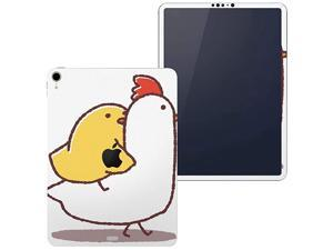 Skin for Apple iPad Pro 11 2018 Ultra Thin Premium Protective Body Stickers iPad is Not Included 009562 Bird Chick Character