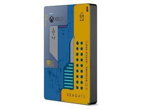 Game Drive for Xbox 2TB External Hard Drive Portable HDD USB 30 CyberPunk 2077 Special Edition Designed for Xbox One STEA2000428