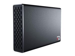 FD Duo 2TB SSD Portable 2 Bay RAID USB 32 Gen 2 TypeC 10Gbps RAID0RAID1JBOD Aluminum Compatible with MacPCPS4Xbox DMR2000S by