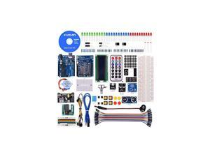 Project Super Starter Kit with Tutorial Controller Board LCD1602 Servo Stepper Motor Relay etc with Arduino IDE Projects K4