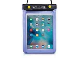 Universal Waterproof eReader Protective Case Cover for  Kindle OasisPaperwhiteKindle 2019KeyboardKindle Fire 7 Kobo TouchNook Simple Touch iPad Mini Blue