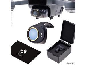PL Filter Compatible with DJI Mavic 2 Pro Includes a Polarizing Filter PL a Filter Storage Box and a Cleaning Cloth Prevents Reflections in WaterGlass for DJI Spark