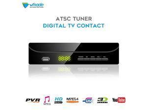 ATSC Digital TV Converter Box for Analog TV w/1080p HDMI Output,USB Multimedia Playback and HDTV Set Top Box.