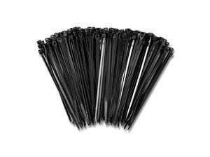 4quot 6quot 8quot 12quot Black 40lb 400 Pack 100 each size Zip Ties Choose SizeColor By
