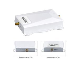 Cell Phone Signal Booster 4G LTE Cellular Signal Booster Cell Phone Booster Band 13 700MHz Signal Amplifier Repeater Extenders Signal Booster for Home - Boost 4G Data & Voice