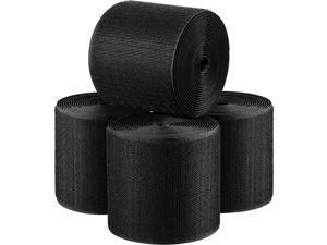Floor Strip Cord Cover Grip Floor Protector Carpet Management Hold Cords in Place Keep s Organized Protect Cords and Prevent a Trip Hazard 3 Inch x 10 Feet 40 Feet Black