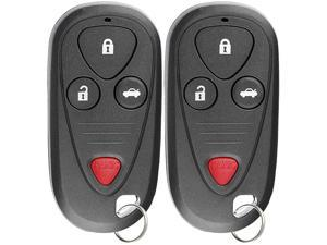 Keyless Entry Remote Control Car Key Fob Replacement for E4EG8D444HA Pack of 2