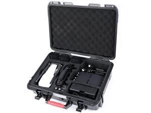 Mavic Air Carrying Case Compatible for DJI Mavic Air Fly More ComboWaterproof Travel Hard Case for Mavic Air DroneNot fit for Mavic proMavic 2Mavic Air 2