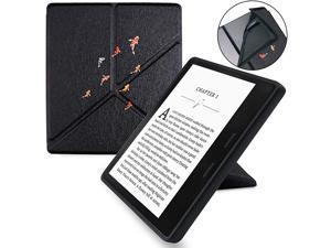 7 Inch Origami Case For Kindle Oasis 10th and 9th Gen 2019 and 2017 Released Slim Lightweight Stand Case TPU Soft Back Cover with Auto WakeSleep