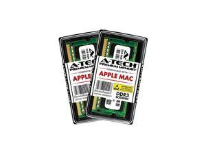 for Apple 4GB Kit 2X 2GB DDR3 1067MHz 1066MHz PC38500 SODIMM Memory RAM Upgrade for MacBook MacBook Pro iMac Mac Mini Late 2008 Early 2009 Mid 2009 Late 2009 Mid 2010 Models