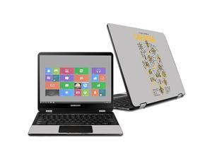 """Skin Compatible with Samsung Chromebook Pro 12.3"""" - American Gothic Pop 