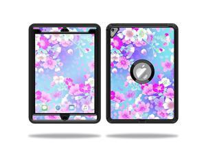 Skin Compatible with OtterBox Defender Apple iPad Pro 97 Case wrap Cover Sticker Skins in Bloom