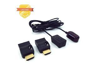 IR Extender to Control AV Devices for Greater Distance up to 70ft Infrared IR Extender kit Include IR Receiver+IR Emitter+Adapter
