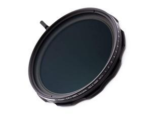 77mm Variable ND Filter SPro MRC 16 Layers Nano Coatings More Than 10 Stop ND2ND1000 Stepless Adjustment Graduated Lens Cloth KitCamera Neutral Density Filter