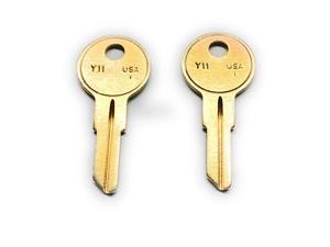 Keys for Herman Miller File Cabinet Office Furniture Cut to LockKey Numbers from UM226 to UM275 UM239