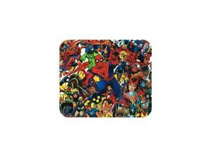 Personalized Rectangle NonSlip Rubber Mousepad Gaming Mouse PadMat Marvel Superhero SpiderMan LCMPV476