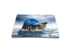 Rubber Base Mousepad for Laptop Computer PC Personality Desings Gaming Mouse Pad Mat 945 X 787 inch Turtle 945 X 787 inch