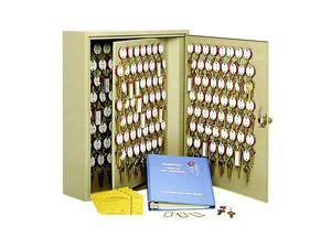 STEELMASTER DupliKey TwoTag Cabinet for 240 Keys 165 x 205 x 5 Inches Sand 201824003