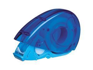 Handheld Compact Tape Dispenser  Blue
