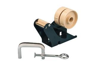B3TC 2quot Wide MultiRoll Tape Dispenser with CClamp for Mounting Anywhere