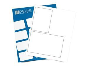 35 x 5 and 675 x 45 FBA Shipping Labels Pack of 250 Sheets InkjetLaser Printer Online Labels