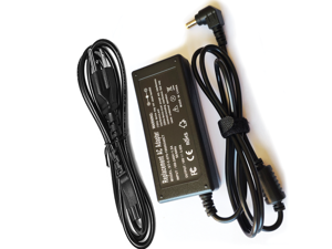 New AC Adapter Charger Power Supply Cord for Asus VivoBook N542L N542LA 90-XB0FN0PW00050Y APD DA-40A19 DA-40B19 A53SV A451CA A451LA A451LB A451LN A451MAV RT-AC3200 Router ML228H Monitor